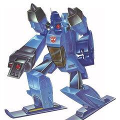 Autobot Aerial Assault Whirl