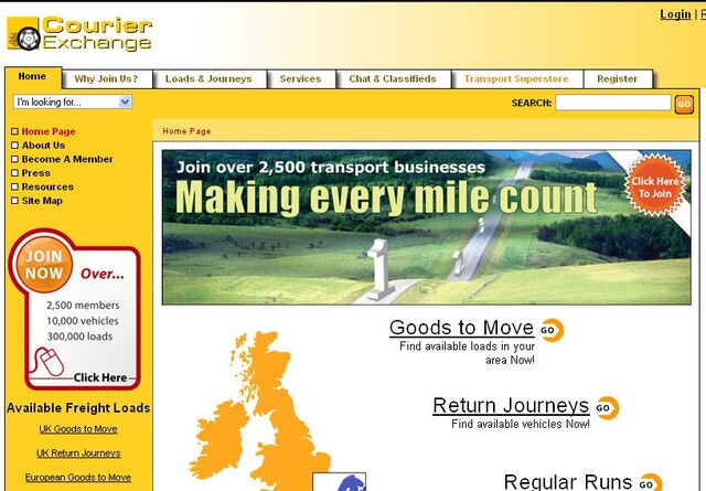 File:Courier Exchange screenshot.jpg