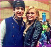 Olivia and Austin 2013