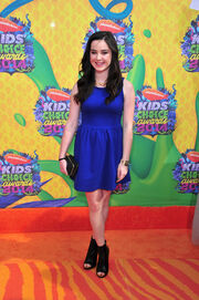 Sarah Gilman Nickelodeon 27th Annual Kids y6MZGCZ kDRl
