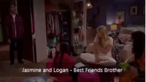Jasmine and Logan - Best Friends Brother