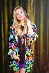 Olivia holt disfunkshion magazine photoshoot 5