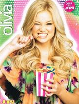 Olivia in MMagazine