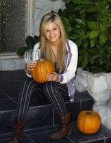 Olivia holt 2012 halloween photoshoot 5