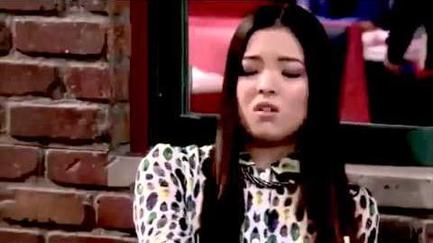 Jasmine and Logan Teleport Me