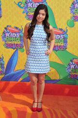 Piper+Curda+Nickelodeon+27th+Annual+Kids+Choice