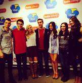 RD Peyton, Olivia, Austin, Piper and Sarah