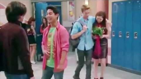 Love Like Woe (Jasmine and Logan)