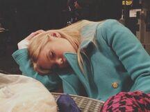 Olivia Sleeping
