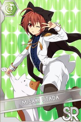 Misaki Utada SR