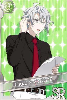 Gaku Yaotome (Trigger Academy 2)