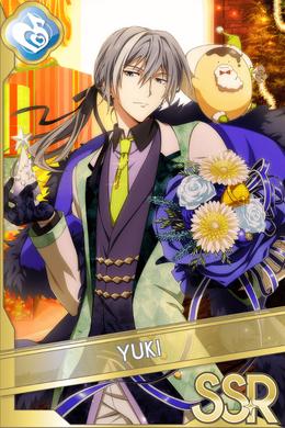 Yuki (King Pudding)
