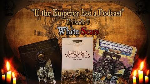 If the Emperor had a Podcast - Episode 0- White Scars (Pilot)