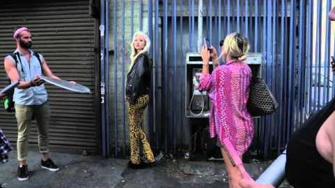 Iggy Azalea - Bac 2 Tha Future (Behind The Scenes)