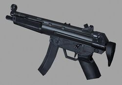 23 IGI2 Weapons mp5A3