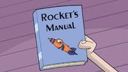 Rocket book screenshot