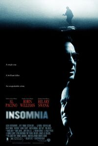 Insomnia (2002) poster