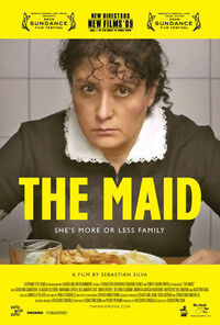 The Maid (2009) poster