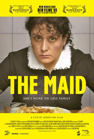 File:The Maid (2009) poster.jpg
