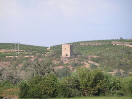 la torre de Font de Quinto