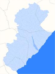 Localització del barranc de Boncapó