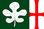 Bandera d'Horta de Sant Joan