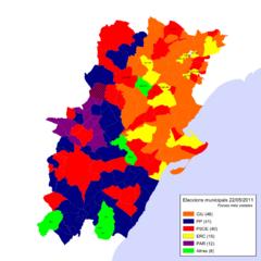 Eleccions Municipals 2011-05-22