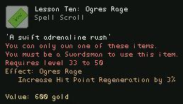 Lesson Ten Ogres Rage
