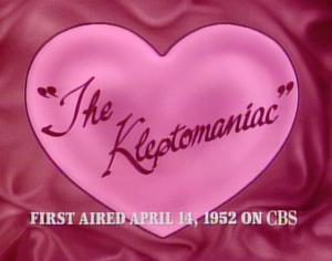 The Kleptomaniac