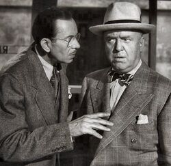 Jack Rice WIlliam Frawley Blondies Anniversary