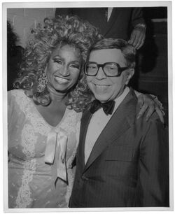 Marco rizo and celia cruz