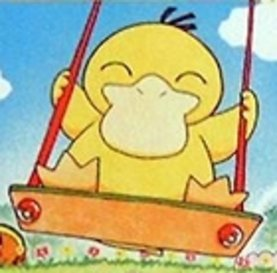 File:Psyduck on a swing.jpg