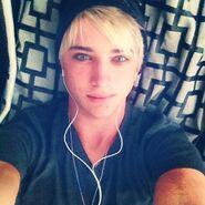 Dalton self pic