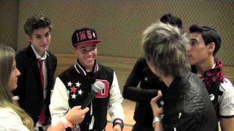 IM5 Interview at 2nd Annual ASPCA Benefit Concert