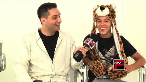 The lost interview @DanaIM5 with @christrondsen IM5 Band