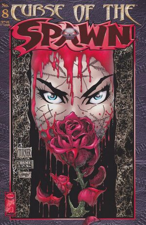 Cover for Curse of the Spawn #8 (1997)