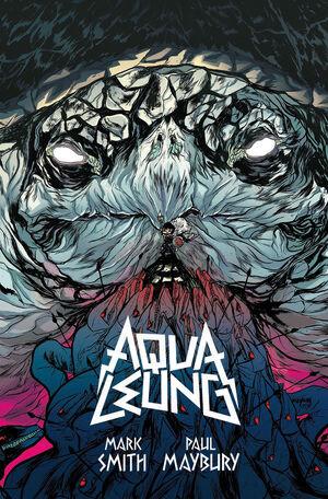 Cover for Aqua Leung #1 (2008)