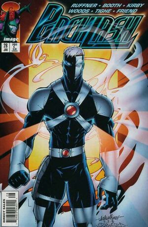 Cover for Backlash (1997)