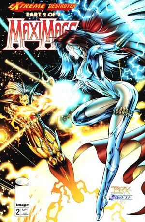 Cover for Maximage #2 (1996)