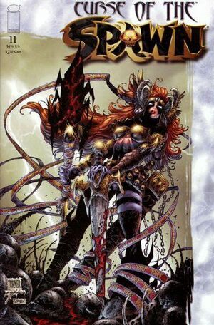Cover for Curse of the Spawn #11 (1997)