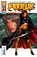 Witchblade 82 cover