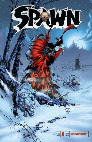 Cover for Spawn #124 (2003)