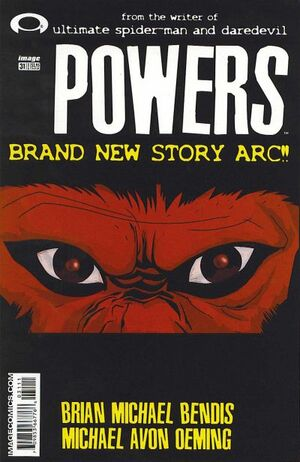 Cover for Powers #31 (2003)