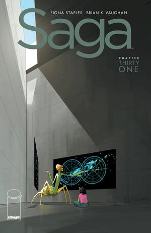 Cover for Saga #31 (2015)