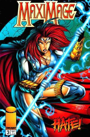 Cover for Maximage #3 (1996)