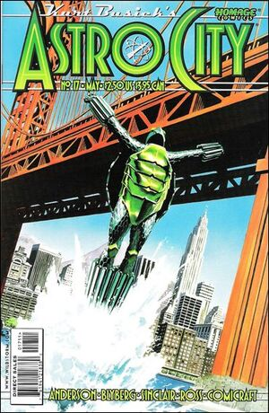 Cover for Astro City #17 (1999)