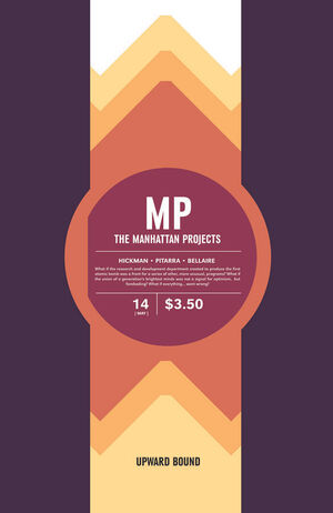 Cover for The Manhattan Projects #14 (2013)