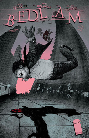 Cover for Bedlam #9 (2013)