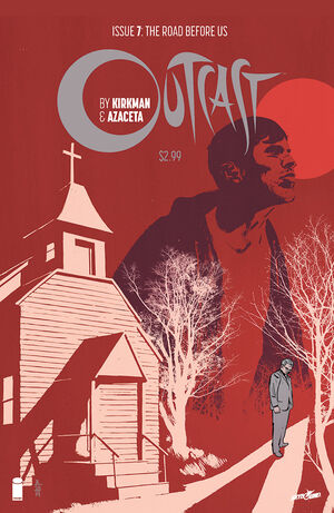 Cover for Outcast #7 (2015)