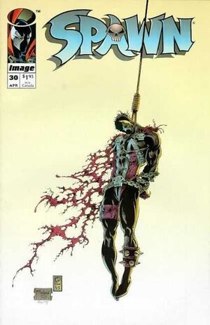 Cover for Spawn #30 (1995)